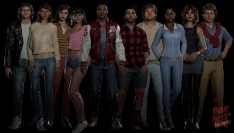 Friday the 13th: The Game Counselor Perk List