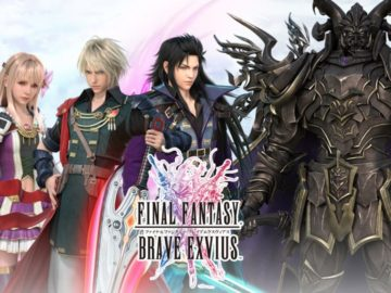 Final Fantasy Brave Exvius Has Been Downloaded Over 20M Times