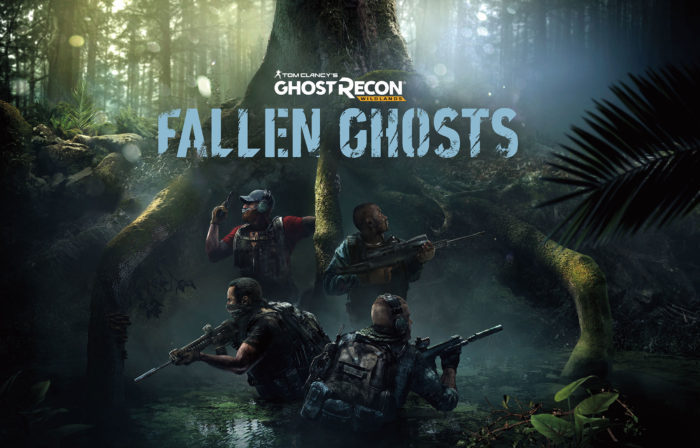 Ghost Recon: Wildlands - Fallen Ghosts now available for Season Pass holders
