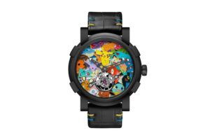 Would You Splurge 258K on a Lavish Pokémon Watch?