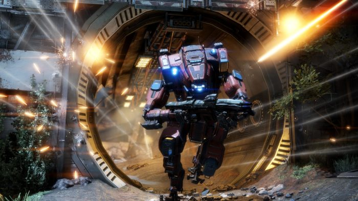 Titanfall 2's New Titan Monarch, Relic Map Revealed in New Trailer