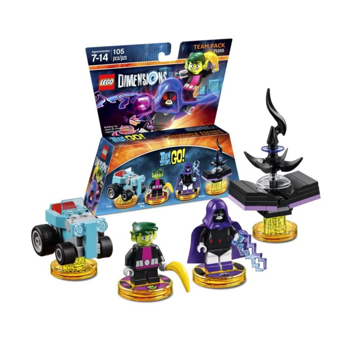 LEGO Dimensions Wave 9 Character Levels Revealed, Coming This ...