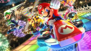 Mario Kart 8 Deluxe is Number One on UK Sales Charts