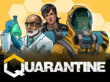 Daily Deal: Quarantine Is 40% Off On Steam