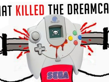 What Killed The SEGA Dreamcast?