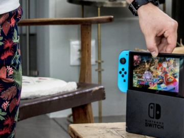 Switch Becomes GameStop's Most Succesful Nintendo Launch
