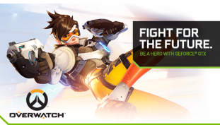Download NVIDIA's GeForce Experience, Get Overwatch Absolutely Free