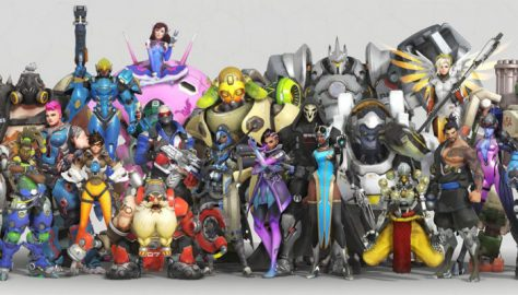 Overwatch 1 Year Anniversary