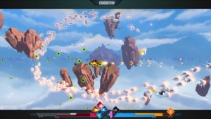 'Drifting Lands' Twists Classic Hack 'n' Slash Recipe With Shmup Elements