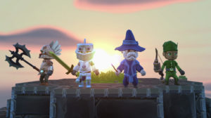 Portal Knights is Out Now On PS4 and Xbox One