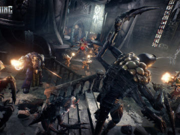 Space Hulk: Deathwing Enhanced Edition Announced, Console Release Revealed