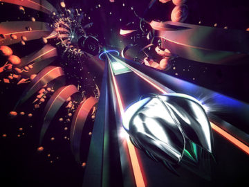 PS4 Exclusive Thumper Coming To The Switch