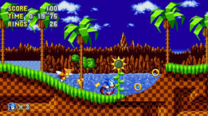 Sonic Mania's Steam Page Reportedly Leaks Release Date