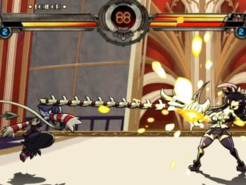 Fast-Paced 2D Fighter Skullgirls Announced for Mobile