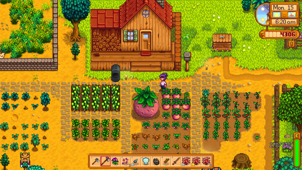 Fall Calendar Stardew.Stardew Valley The Best Crops To Plant For Every Season Gameranx