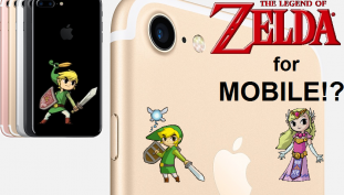 A Mobile Zelda Game Might Be Coming Out This Year