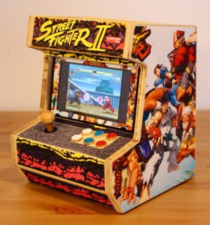 Check Out This Awesome Street Fighter Themed Switch Dock