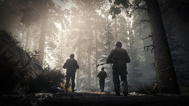 Call Of Duty: WWII Will Replace Create-a-Class System With Divisions