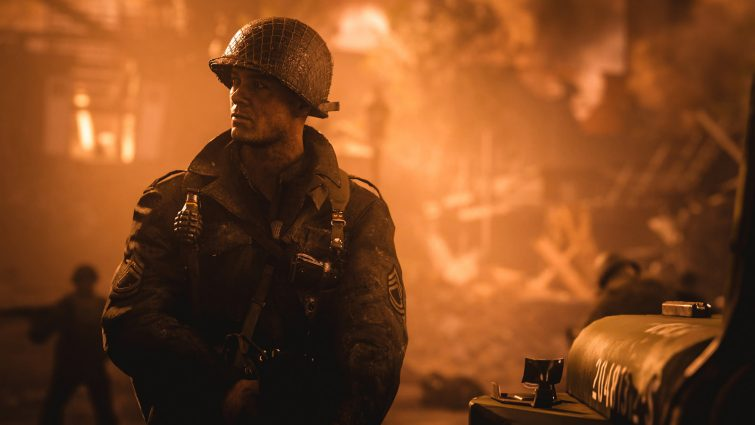Call of Duty: WW2 Most-Asked Questions Answered; More to be Shown at E3 2017