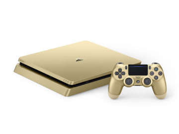 Sony Releases Unboxing Video for Gold & Silver PlayStation 4