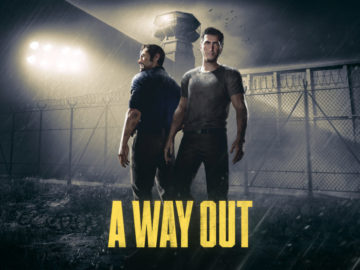 a way out, new, teaser, reveal, ea, PC, ps4, xbox one, announced, trailer, watch, co-op