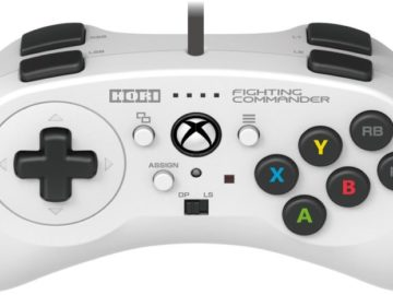 Hori Fighting Commander Comes To Xbox One