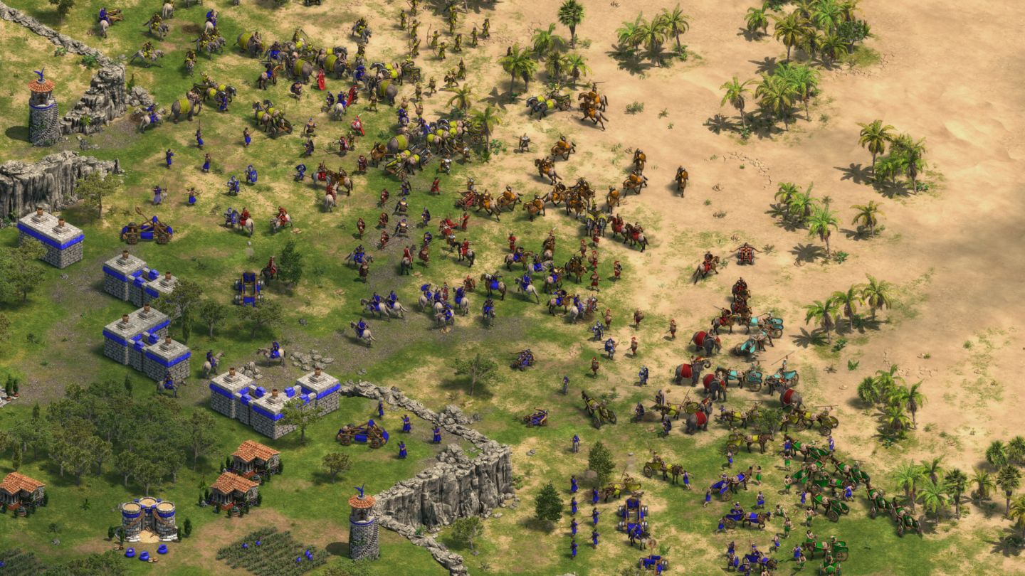 Age of Empires: Definitive Edition Announced at E3