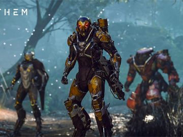 More Details Emerge For BioWare's Anthem