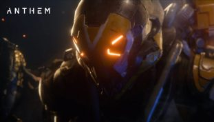 Latest Anthem Stream Shows Off Tons of the Interceptor Javelin Gameplay