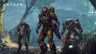 BioWare's Anthem Will Require Always Online Connection