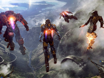 Anthem May Have First Person Shooting Options