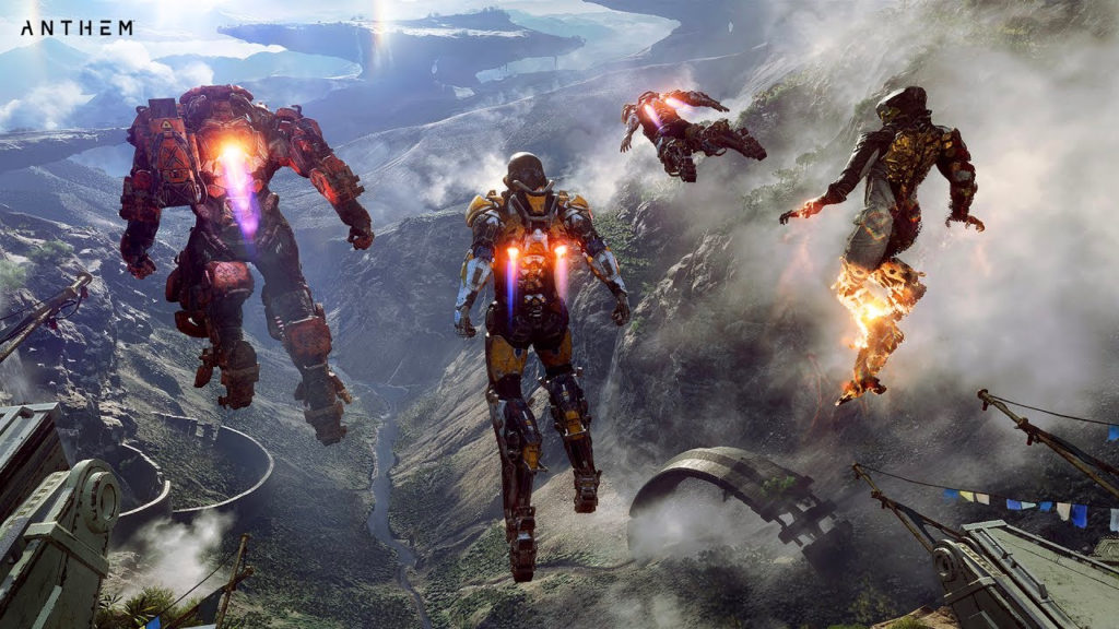 Anthem: 9 Things It Must Learn From Mass Effect Andromeda