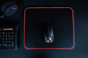 SteelSeries QcK Prism Gaming Mousepad Review
