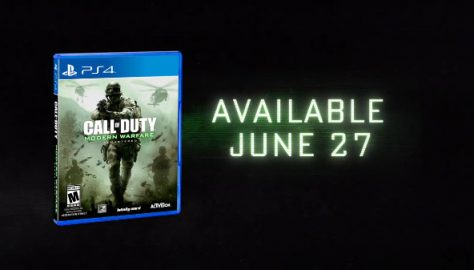 call of duy, modern warfare remastered