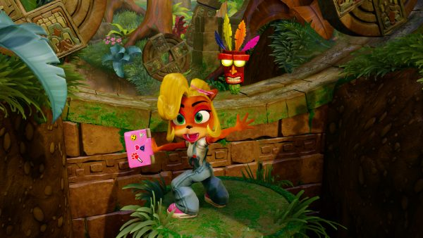 Crash Bandicoot N.Sane Trilogy Launch Trailer Released; Coco Announced as New Playable Character