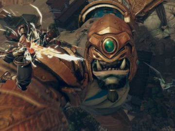 Killer Instinct Dev Announces New Action Game Extinction