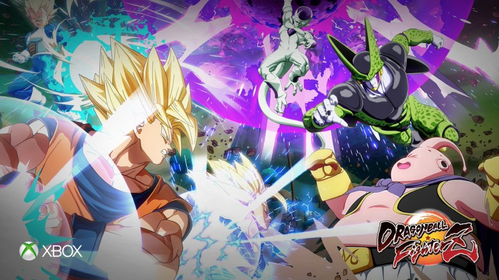 Dragon Ball Z Fighter Officially Revealed at Microsoft's E3 2017 Conference