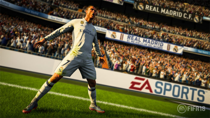 Federation Internationale de Football Association 18's First Patch Tweaks Difficulty and Goalkeepers
