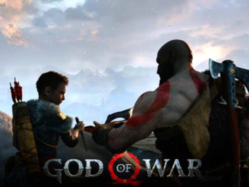 Official Box Art For God of War 4 Revealed