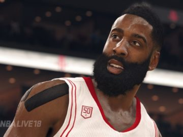 NBA Live 18 Gameplay Trailer Released; Demo Available in August