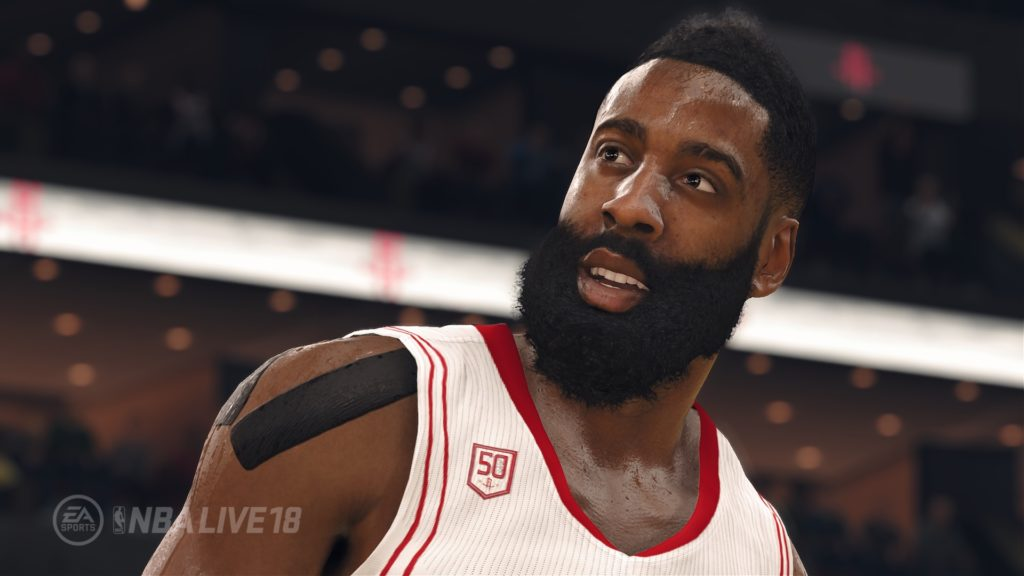 NBA Live 18 Officially Revealed