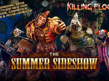 Check Out Killing Floor 2's First Themed Event – The Summer Sideshow