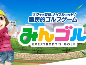 Sony Makes a Smartphone Debut WIth Casual Sports Title 'Everybody's Golf'