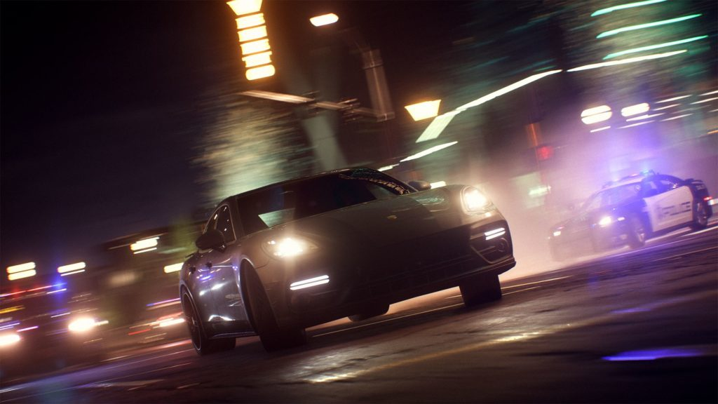Need For Speed Payback Features 78 Cars List Revealed