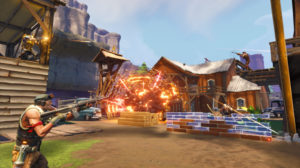 Fortnite To Go Into Early Access Next Month
