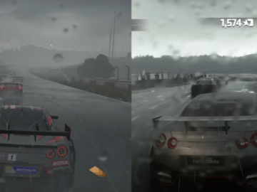Forza 7 Vs. Drive Club Graphical Comparison