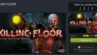 Daily Deal: Killing Floor Is Free On Humble Bundle!