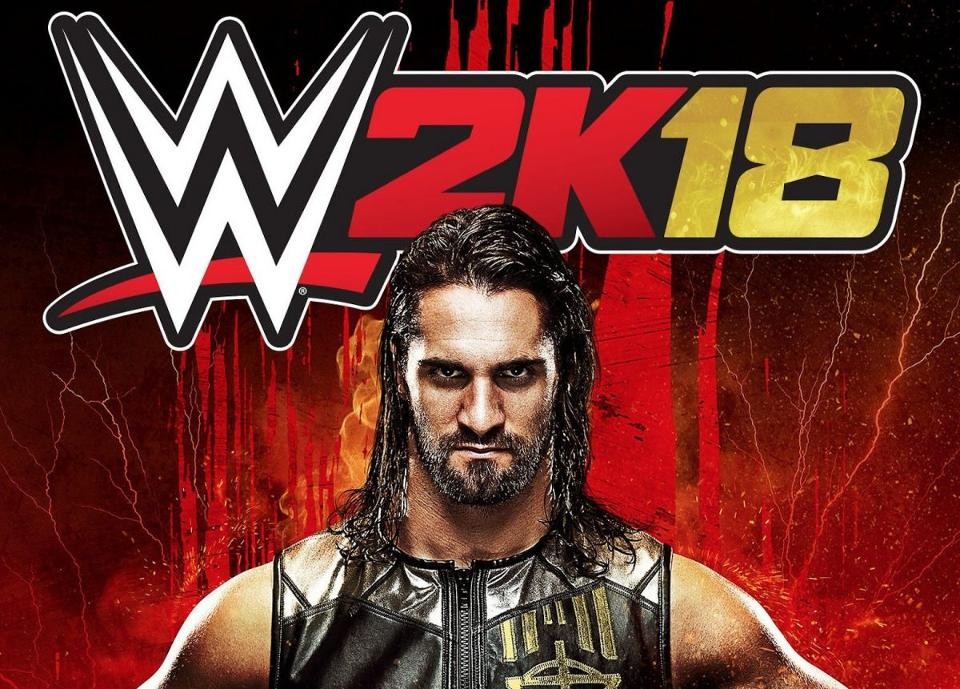 Seth Rollins Officially Named the Cover Athlete for WWE 2K18; New Trailer Debuts, Watch Here