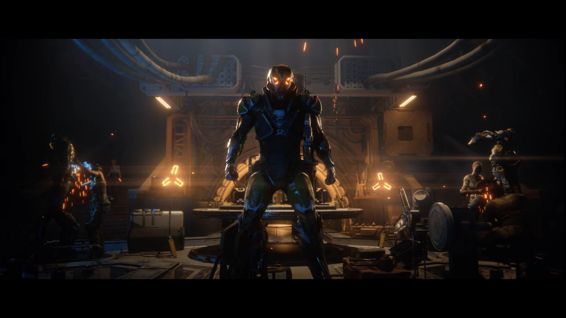 2560x1080 Playerunknowns Battlegrounds 2017 Game 2560x1080: BioWare Corrects Anthem's Release Window From Spring To