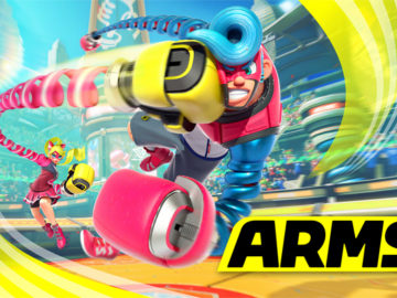 ARMS Update 3.2 Adds Replays And Balance Fixes